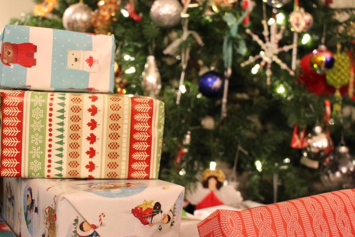 Christmas, Christmas decor, Christmas presents, lifestyle, photo blog, photo journal