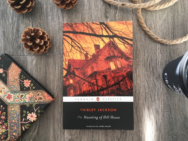 12 days of bookmas, book review, reading, books to read, books to read in 2019, important books, books of instagram, readers of instagram, reading, current favorites, current books, december reads, what I'm reading, shirley jackson, the haunting of hill house, horror, novel